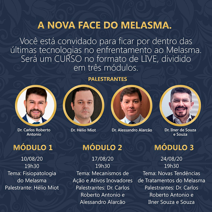 A Nova Face do Melasma